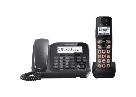 تلفن بی سیم و با سیم پاناسونیک مدل KX-TG4771
