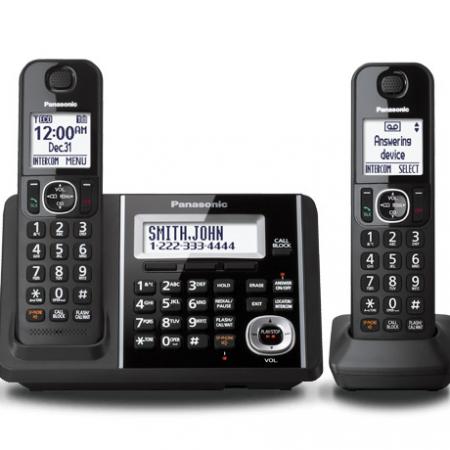 تلفن بی سیم پاناسونیک مدل KX-TGF342