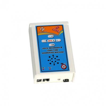 دستگاه ضبط مکالمات تلفنی مدل SP-VR21