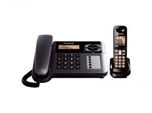 تلفن بی سیم و با سیم پاناسونیک مدل KX-TG6461BX