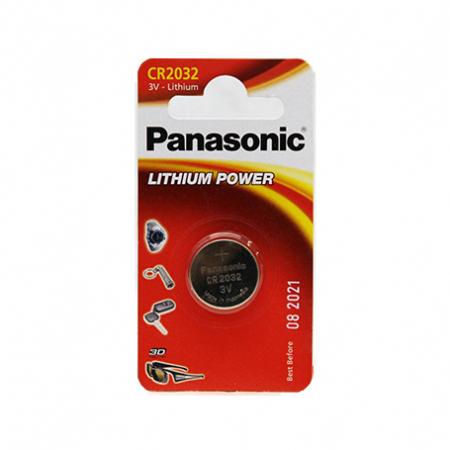باتری سکه ای پاناسونیک مدل CR-2032