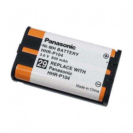 باتری پاناسونیک مدل HHR-P104