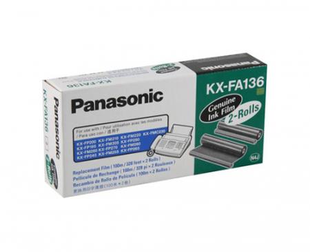 رول کاغذ فکس پاناسونیک مدل KX-FA136