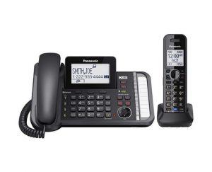 تلفن بی سیم و با سیم پاناسونیک مدل KX-TG9581