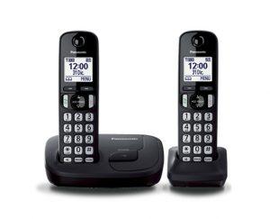 تلفن بی سیم پاناسونیک مدل KX-TGD212