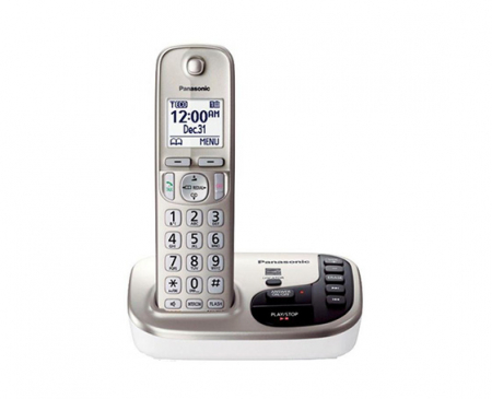 تلفن بی سیم پاناسونیک مدل KX-TGD220