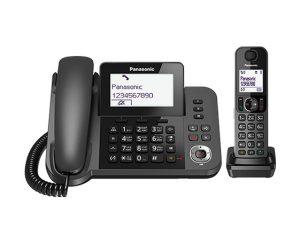 تلفن بی سیم و با سیم پاناسونیک مدل KX-TGF320
