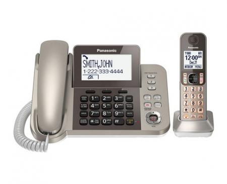 تلفن بی سیم و با سیم پاناسونیک مدل KX-TGF350