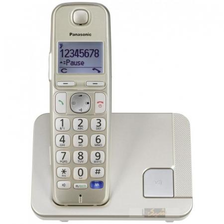 تلفن بیسیم پاناسونیک مدل KX-TGE210