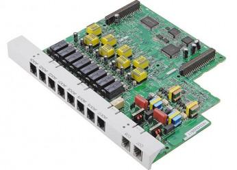 کارت توسعه خط سانترال پاناسونیک KX-TE82480 10Port
