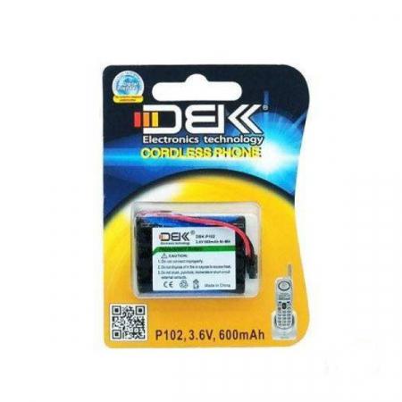 باتری تلفن بی سیم DBK مدل P102