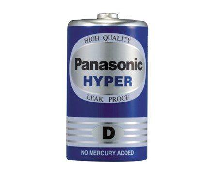 باتری سایز بزرگ پاناسونیک D
